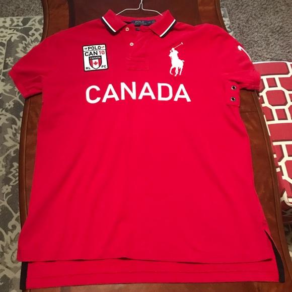 Polo Shirt Ralph Canada Polo Lauren Canada mn8yNOv0w